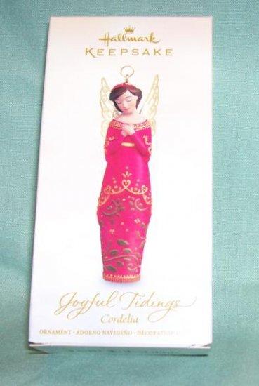 Hallmark 2005 Joyful Tidings - Cordelia Brunette