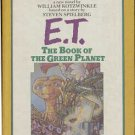 Book HB - E.T. Book of Green Planet 1985