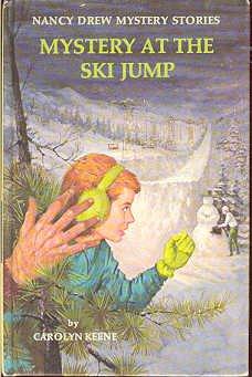 Book HB - Nancy Drew #29 Mystery at the Ski Jump