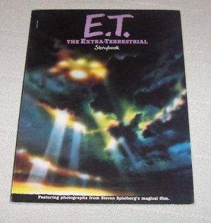 BOOK SC E.T. Storybook 1996 ET