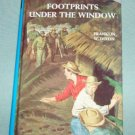 BOOK HC Hardy Boys #12 Footprints Under the Window