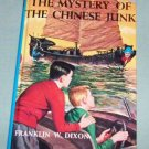 BOOK HC Hardy Boys #39 Chinese Junk