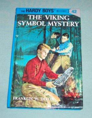 BOOK HC Hardy Boys #42 Viking Symbol Mystery