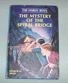 BOOK HC Hardy Boys #45 Spiral Bridge