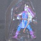 Marvel Universe 2012 CLASSIC COSTUME HAWKEYE FIGURE Loose Walmart Ex. Avengers