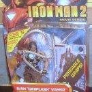 Marvel Universe 2010 IM 2 IVAN WHIPLASH VANKO FIGURE 14 Iron Man Avengers
