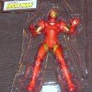Marvel Legends 2012 Terrax Series EXTREMIS IRON MAN Figure Loose Red Version