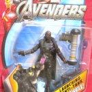 Marvel 2012 Avengers ASSAULT SQUAD NICK FURY FIGURE 17 Movie Samuel L. Jackson