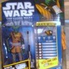 Star Wars TCW 2011 Arcona Drill Sergeant EL-LES FIGURE CW47 Animated Series