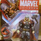 Marvel Universe 2010 MODERN THOR FIGURE 012 Avengers 3 3/4 Inch