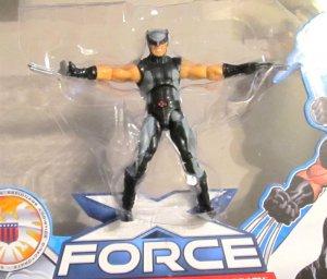 Marvel Universe 2012 X-FORCE WOLVERINE FIGURE Loose 3 3/4 Inch Box Set Variant