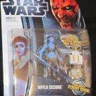 Star Wars 2012 JEDI KNIGHT AAYLA SECURA FIGURE CW14 Animated Series Clone