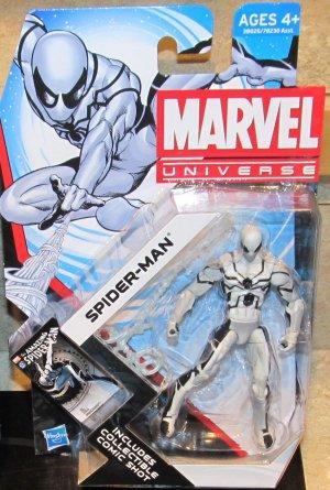 Marvel Universe 2012 FUTURE FOUNDATION SPIDER-MAN FIGURE 014 3 3/4 Inch White