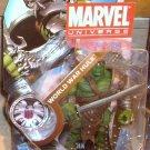 Marvel Universe 2011 WORLD WAR HULK FIGURE 003 3 3/4 Inch Avengers