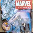 Marvel Universe 2012 X-MEN ICEMAN FIGURE 023 3 3/4 Inch Uncanny Bobby Drake