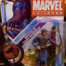 Marvel Universe 2011 DARK AVENGERS HAWKEYE Figure 31 Villain 3 3/4 Inch Bullseye