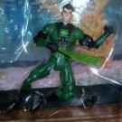 DC Universe 2011 GREEN LANTERN SODAM YAT FIGURE Loose Stel Wave