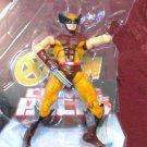 Marvel Universe 2013 X-MEN BROWN WOLVERINE FIGURE Loose 3 3/4 Inch Uncanny Set