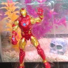Marvel Legends 2013 Monger Series BLEEDING EDGE IRON MAN FIGURE Loose Heroic Age