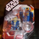 Star Wars TAC 2007 R2-B1 ASTROMECH DROID FIGURE 51 Phantom Menace