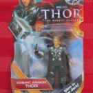 Marvel Universe 2011 COSMIC ARMOR THOR FIGURE 19 Movie Variant Avengers