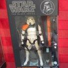 Star Wars Black 2013 SANDTROOPER FIGURE 6 Inch Collector Series 03 Stormtrooper