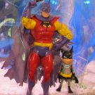 DC Universe 2013 PLANET-X BATMAN FIGURE Loose 6 Inch Unlimited Classics Batmite