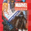 Marvel Universe 2014 VARIANT CLOAK FIGURE 3 3/4 Inch 017 & Dagger Knights