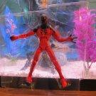 Marvel Legends 2013 SCARLET SPIDER FIGURE Loose 6 Inch Rocket Raccoon Wave Spider-man