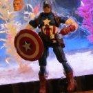 Marvel Legends 2014 UNMASKED CAPTAIN AMERICA FIGURE Loose 6 Inch Target Excl.