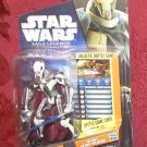 Star Wars 2010 GENERAL GRIEVOUS FIGURE SL09 Saga Legends Revenge of Sith