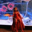 Marvel Legends 2015 Allfather Wave SCARLET WITCH FIGURE Loose 6 Inch Avengers