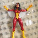 Marvel Legends 2015 Thanos Wave SPIDER-WOMAN FIGURE Loose 6 Inch Avengers
