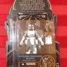 Star Wars 2015 COMMANDER WOLFFE FIGURE 12 Clone Wars Black Series