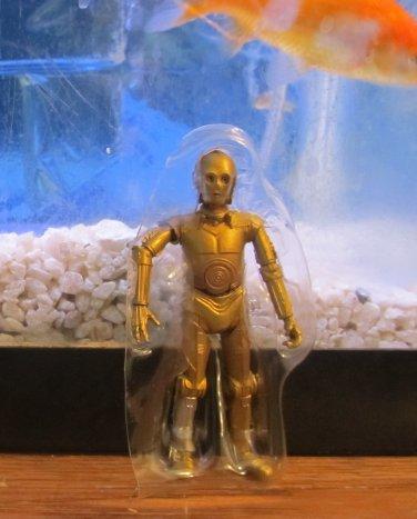 SDCC 2015 Star Wars C-3PO DROID FIGURE Loose Jabba Rancor Set TRU SEE THREEPIO