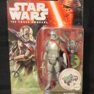 Star Wars 2015 CAPTAIN PHASMA FIGURE 3 3/4 Inch Force Awakens Stormtrooper