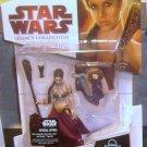 Star Wars 2009 SLAVE OUTFIT PRINCESS LEIA FIGURE BD17 RotJ R3-M3