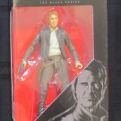 Star Wars Black 2016 OLD MAN HAN SOLO FIGURE 6 Inch 18 The Force Awakens