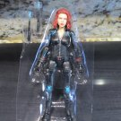 Marvel Legends 2015 VARIANT BLACK WIDOW FIGURE Loose 6 Inch Avengers Amazon Box