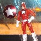 "Marvel Legends 2016 RED GUARDIAN FIGURE Loose 6"" Giant-Man Wave Captain America"