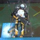 """Star Wars 2011 REPUBLIC COMMANDO SCORCH FIGURE Loose Delta Squad Set 3 3/4"""" TRU Yellow"""