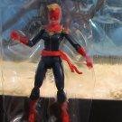 Marvel Universe 2016 CAPTAIN CAROL DANVERS FIGURE Loose 3 3 3/4 Inch Kree