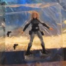 Marvel Universe 2016 MOVIE SHARON CARTER FIGURE Loose Civil War TRU Agent 13