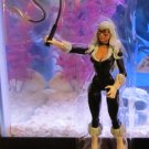 Marvel Legends 2014 BLACK CAT FIGURE Loose 6 Inch Spider-man Ultimate Green Goblin