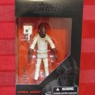 Star Wars 2016 ADMIRAL ACKBAR FIGURE 3 3/4 Inch Black Return of Jedi Walmart