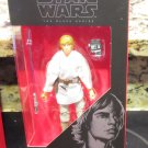 Star Wars Black 2014 FARMBOY LUKE SKYWALKER FIGURE 6 Inch Collector Series 21 Tatooine ANH
