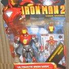 Marvel Universe 2010 IM 2 ULTIMATE IRON MAN FIGURE 36 3 3/4 Inch Avengers