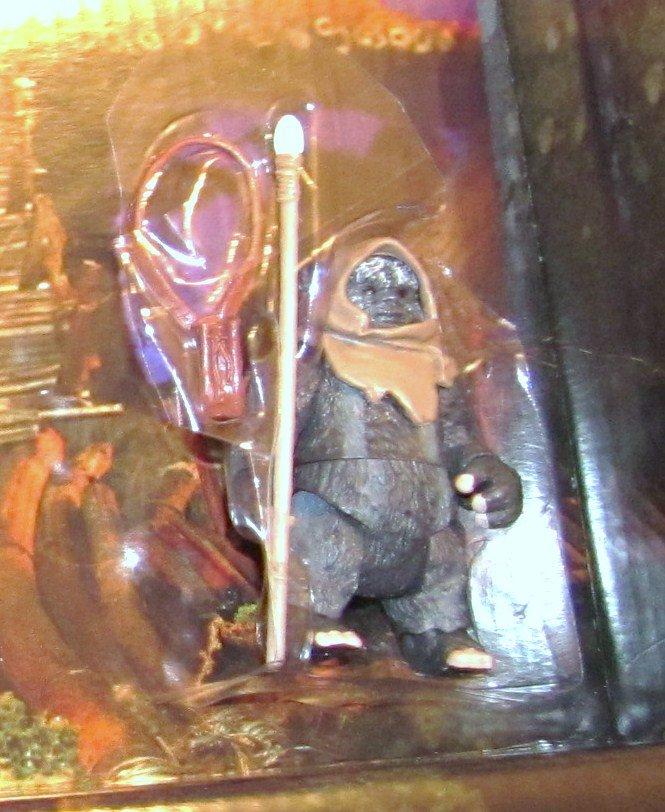 Star Wars 2012 EWOK NANTA FIGURE Loose Return of the Jedi Pack TRU Exclusive