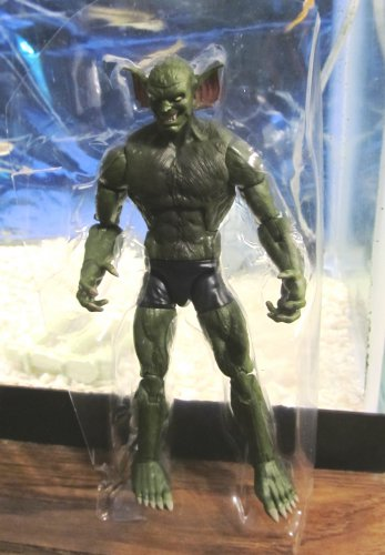 Marvel Legends 2017 JACKAL FIGURE Loose 6 Inch Spider-man Sandman Wave
