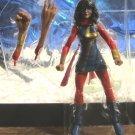 Marvel Legends 2017 KAMALA KHAN MS. FIGURE Loose 6 Inch Spider-man Sandman Wave